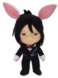 Black Butler: Rabbit Sebastian 8'' Plush