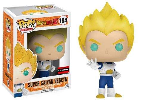 Dragon Ball Z: Super Saiyan Vegeta Funko Pop! (AAA Anime Exclusive)