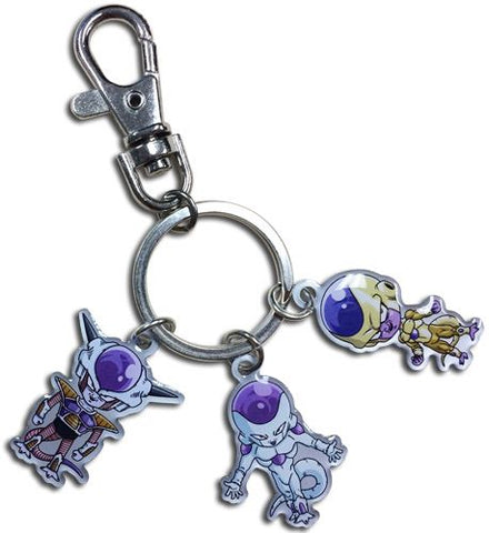 Dragon Ball Super: Freiza Forms Metal Keychain