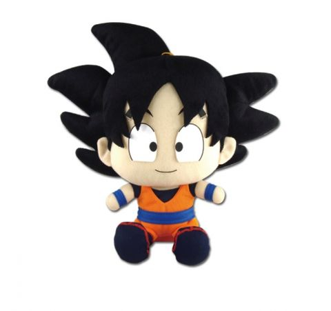 Dragon Ball Z: Goku Sitting Pose 7'' Plush