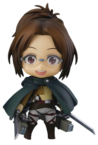 Attack on Titan: Hange Zoe Nendoroid