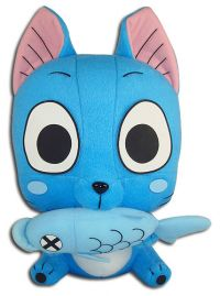 Fairy Tail: Happy Eating Fish 10'' Plush