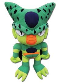 "Dragon Ball Z: Imperfect Cell 10"" Plush"