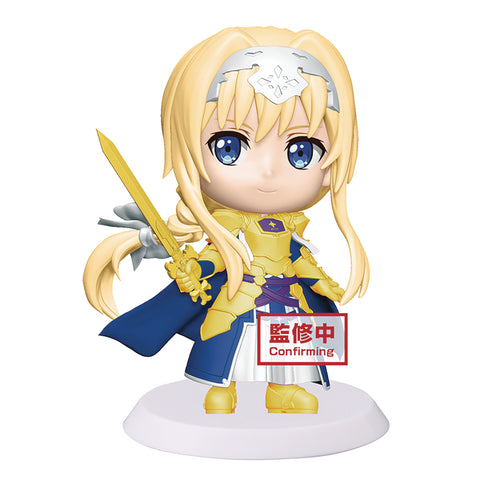 Sword Art Online Alicization: War of Underworld Chibikyun Alice Figure
