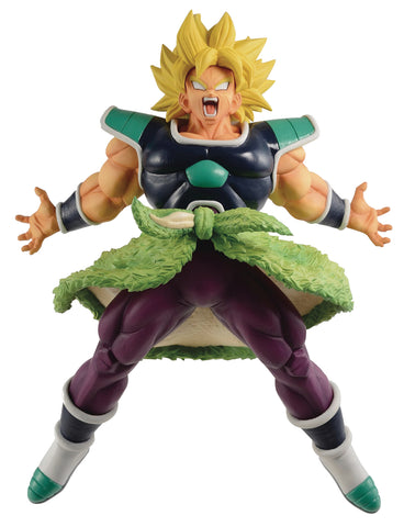Dragon Ball: Rising Fighters SS Broly Ichiban Figure