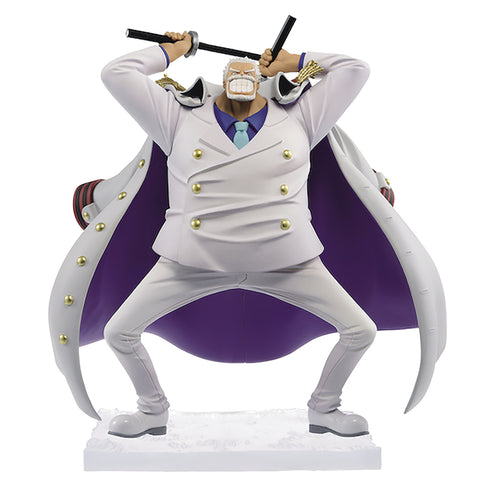 One Piece: A Piece of Dream Monkey D. Garp Magazine V3 Figure