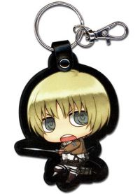 Attack on Titan: SD Armin PU Keychain