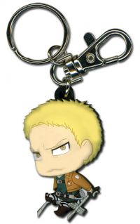 Attack on Titan: SD Reiner Keychain