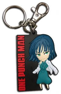 One Punch Man: SD Blizzard of Hell Keychain