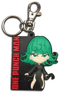 One Punch Man: SD Tornado of Terror Keychain
