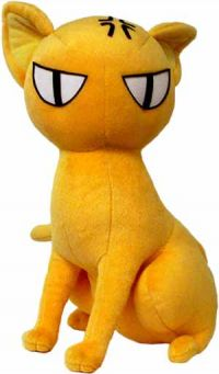 "Fruits Basket: Kyo Sohma (Cat) 13"" Plush"