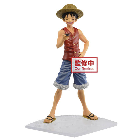 ONE PIECE MAGAZINE SPECIAL EPISODE LUFFY V1