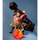 One Piece: Monkey D. Luffy Gear 4 Kong Gun - Crimson Color Version
