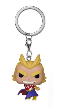 My Hero Academia: All Might (Silver Age) Pocket Pop Keychain