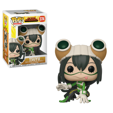 My Hero Academia: Tsuyu Funko Pop!