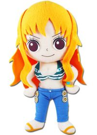 "One Piece: Nami 9"" Plush"
