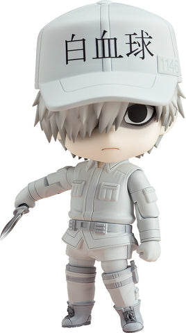 Cells At Work!: White Blood Cell Nendoroid
