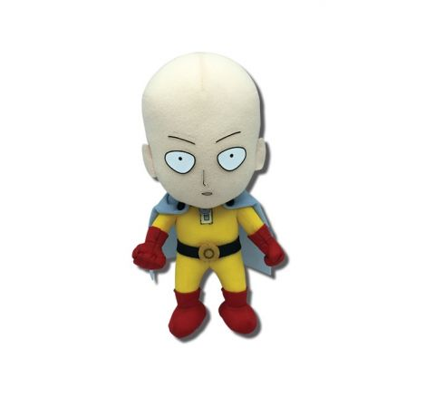 One-Punch Man: Saitama 8'' Plush