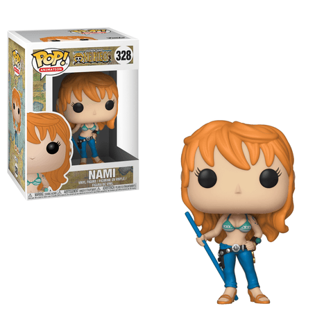One Piece: Nami Funko Pop!