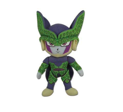 "Dragon Ball Z: Perfect Cell 8"" Plush"