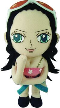 One Piece: Robin 8'' Plush