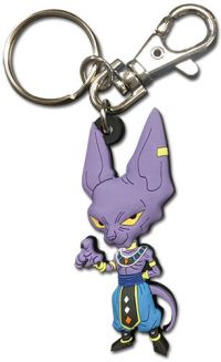Dragon Ball Super: SD Beerus Keychain