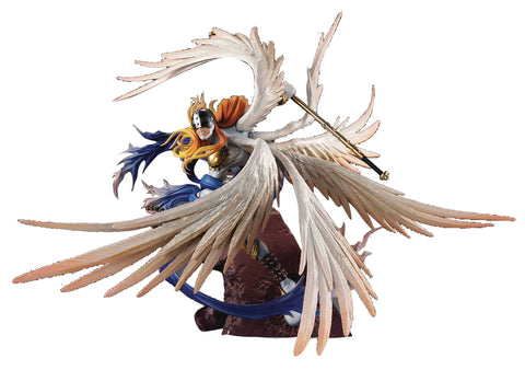 DIGIMON ADVENTURES: PRECIOUS GEM SER 20TH ANGEMON PVC STATUE