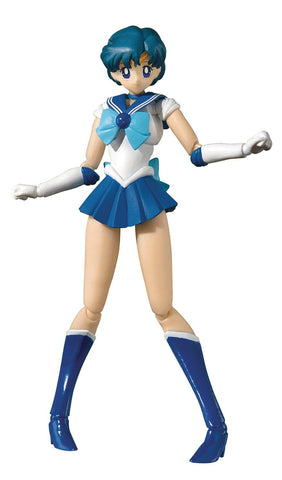SAILOR MOON: PRETTY GUARD SAILOR MERCURY S.H.FIGUARTS AF ANIME COLOR ED