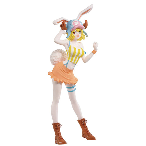ONE PIECE: SWEET STYLE PIRATES CARROT FIG VER 1