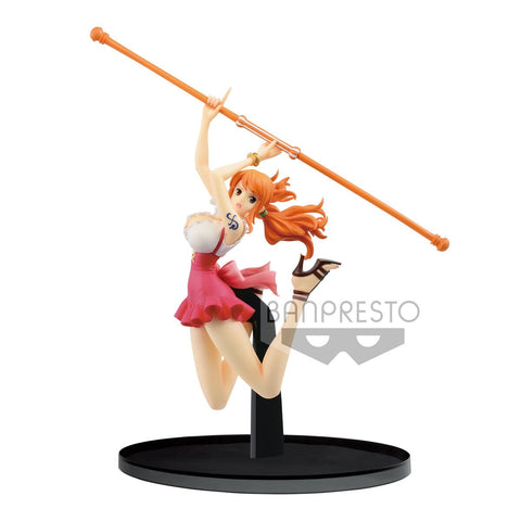 One Piece: World Figure Colosseum - Nami vol. 3 (A: Normal Color ver.)
