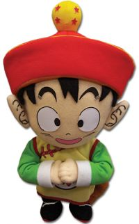 "Dragon Ball Z: Gohan (Young) 9"" Plush"