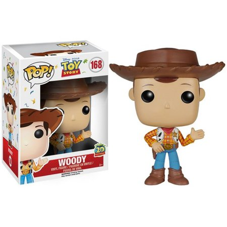 Toy Story: Woody (New Pose) Funko Pop!