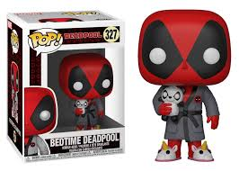 Bedtime Deadpool Funko Pop!