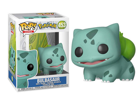 Pokemon: Bulbasaur Funko Pop!