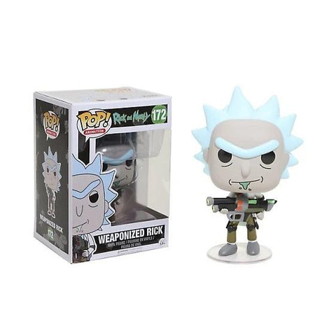 Rick & Morty: Weaponized Rick Funko Pop!