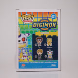 Digimon: Gabumon Funko Pop!