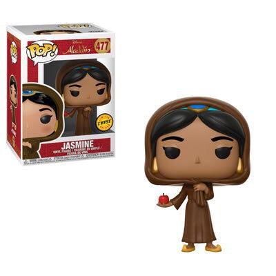 Aladdin: Jasmine In Disguise Chase Funko Pop!