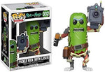 Rick & Morty: Pickle Rick with Laser Funko Pop!