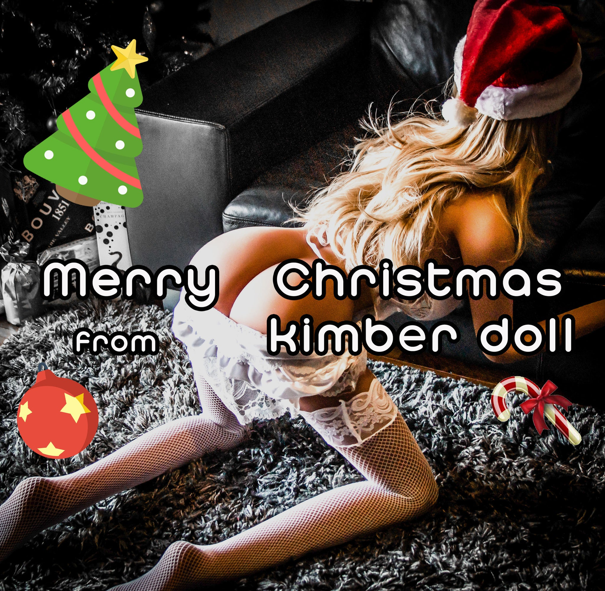 Merry Christmas from Kimber Doll