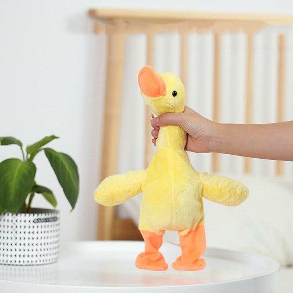 Singing And Dancing Funny Duckling