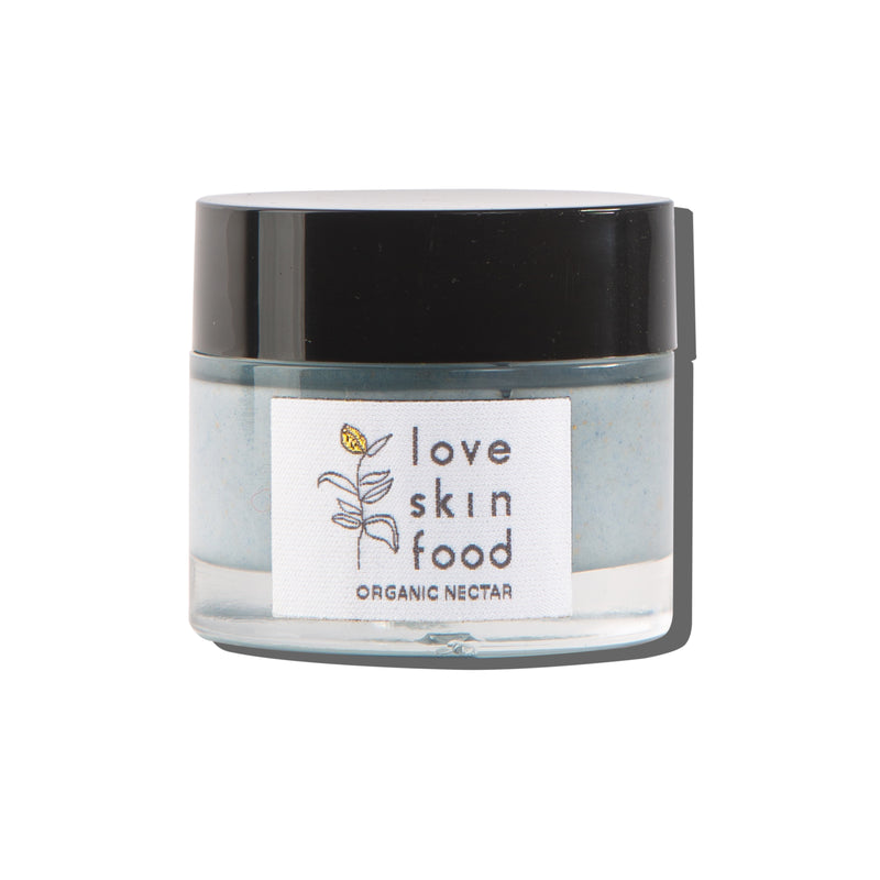 ORGANIC BEAUTY AGEING GOLD 24K FACE BUTTER (WITH BLUE SPIRULINA)