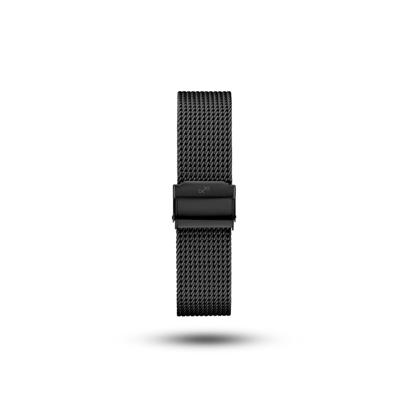 Heavy Mesh Band - All Black