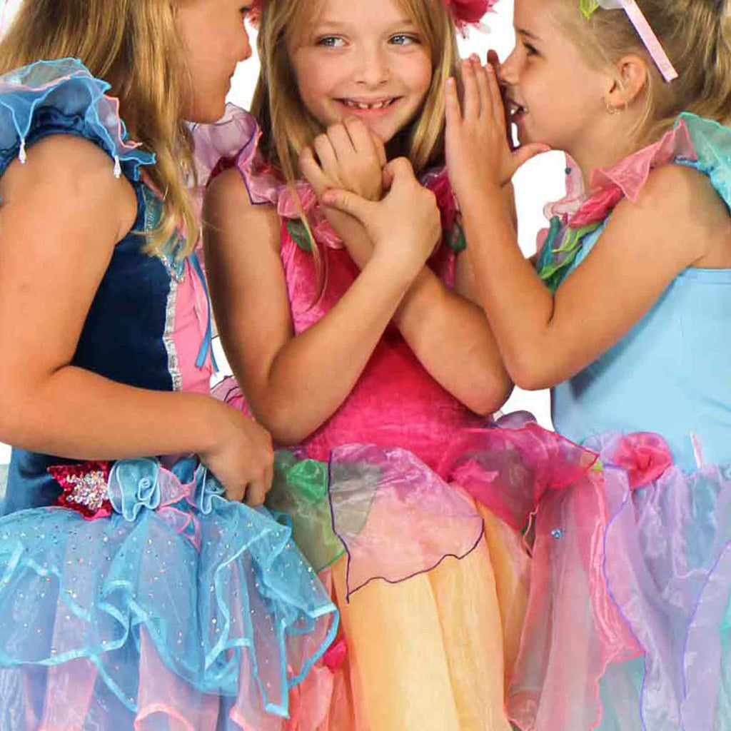 Girls in gorgeous Fairy Girls Dress up Costumes