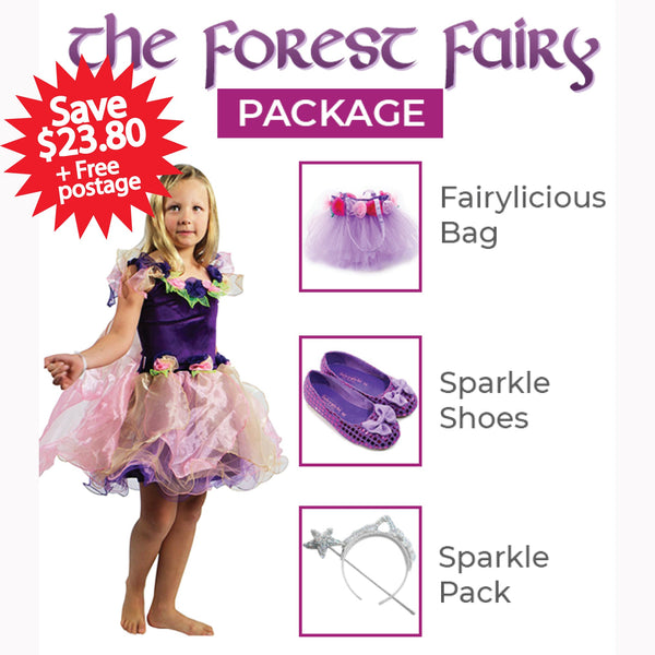 The Forest Fairy Package
