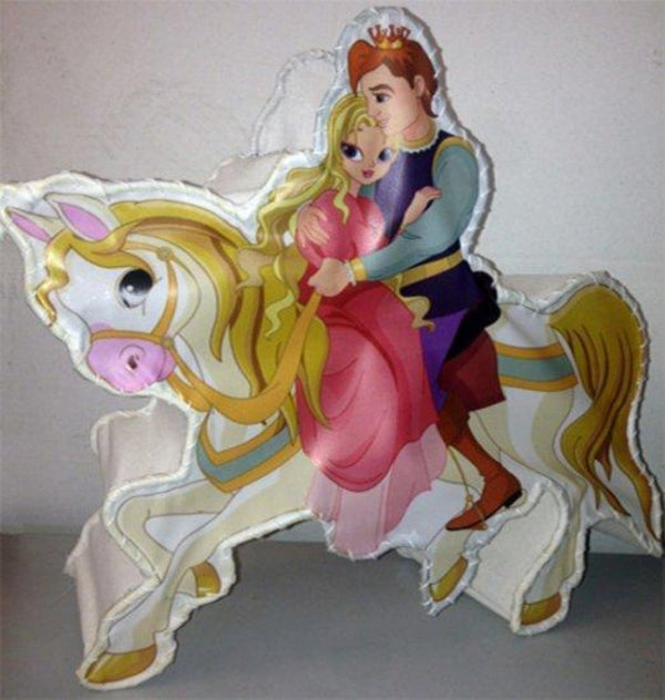 Happily ever after lamp