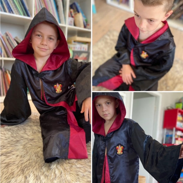 Harry Potter Robe with hood
