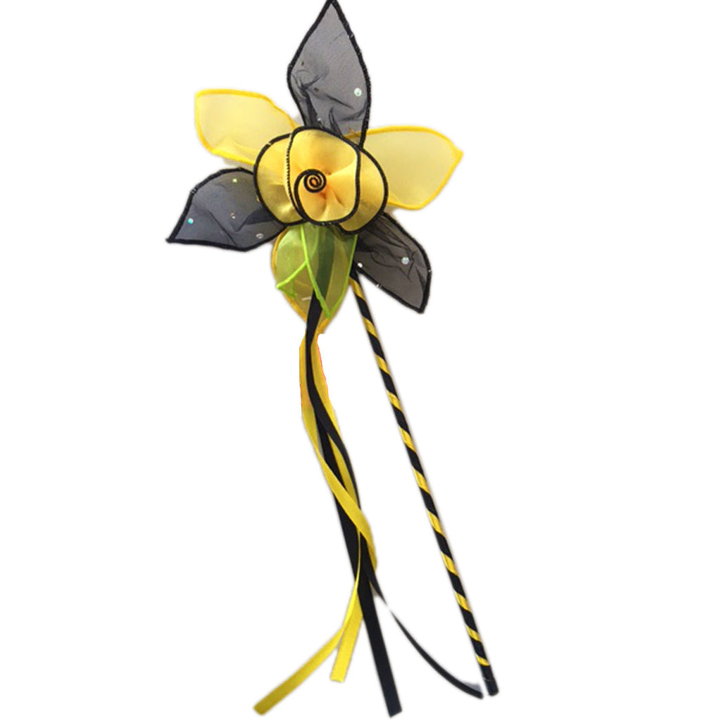 Bee Bloom Wand