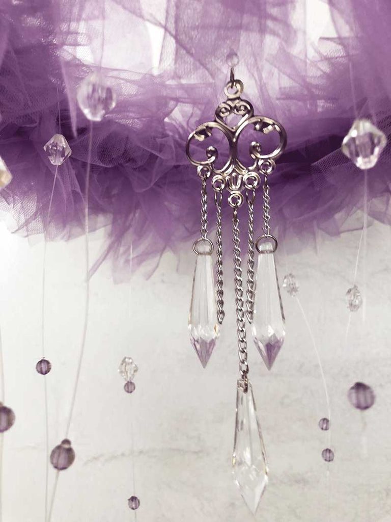 Tulle Bling Mobile