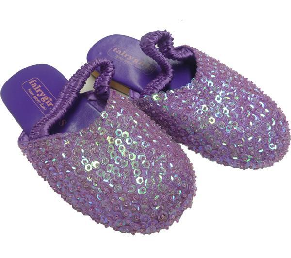 Fairy Shoes Lilac