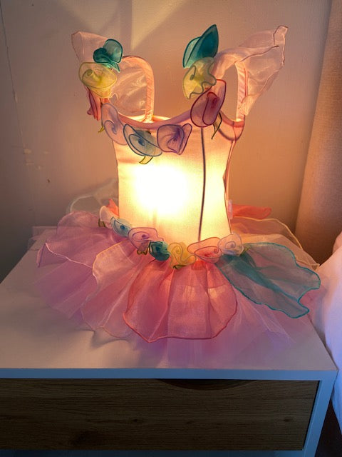 Fairy Dress Lamp